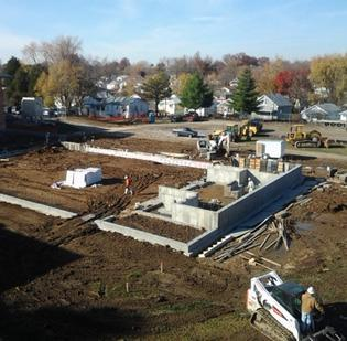ICS was awarded a $6.5 million project from the Hancock Place School District.