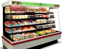 Hussmann makes refrigeration systems for grocery stores.