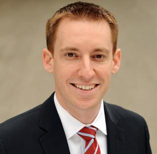 Democratic Secretary of State Jason Kander