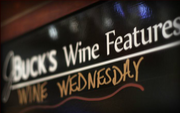 J. Buck's Restaurant, Award of Excellence, Wine Spectator magazine