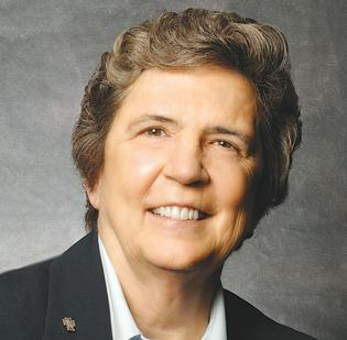 Sister Carol Keehan, president and CEO of Catholic Health Association of the United States