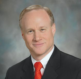 Steve Lipstein, president and CEO of BJC Health Care