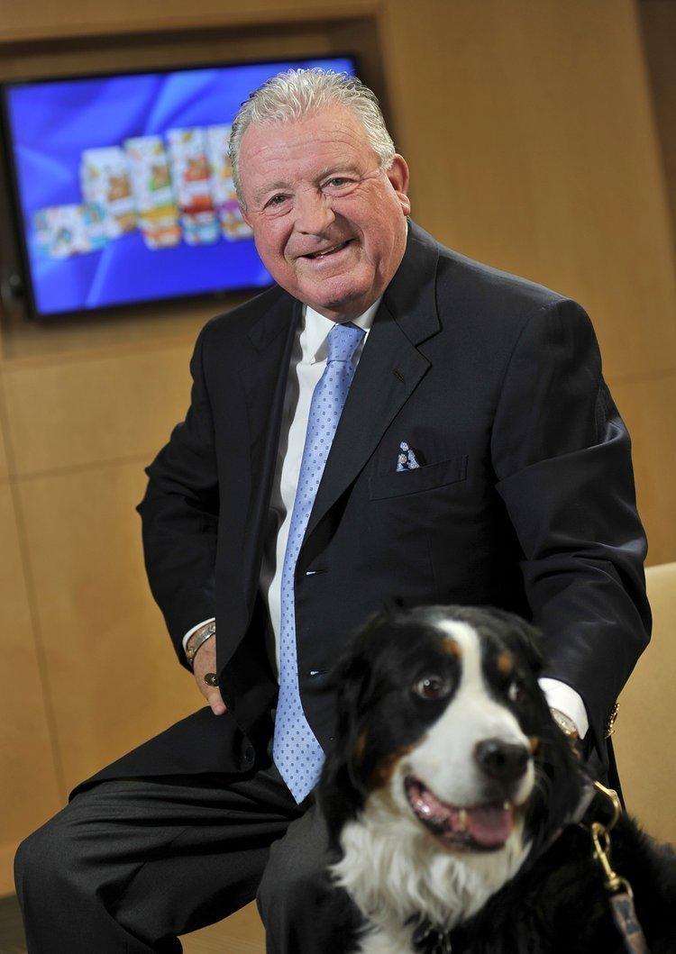 Patrick McGinnis is CEO of Nestle Purina Petcare.