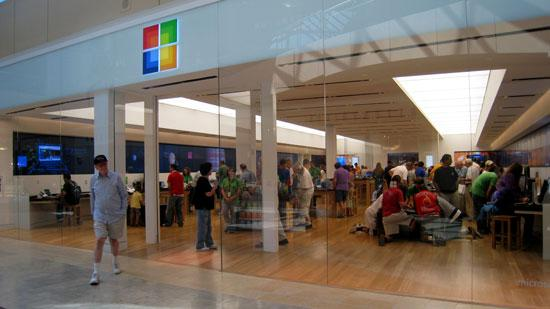 Microsoft Corp. is planning to open more than 30 retail stores across the U.S. this fall, including one in San Antonio.