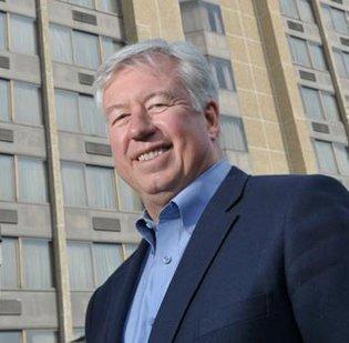 Lodging Hospitality ManagementChairman Bob O'Loughlin