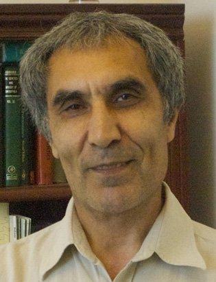 Alireza Rezaie, professor of biochemistry and molecular biology at Saint Louis University School of Medicine