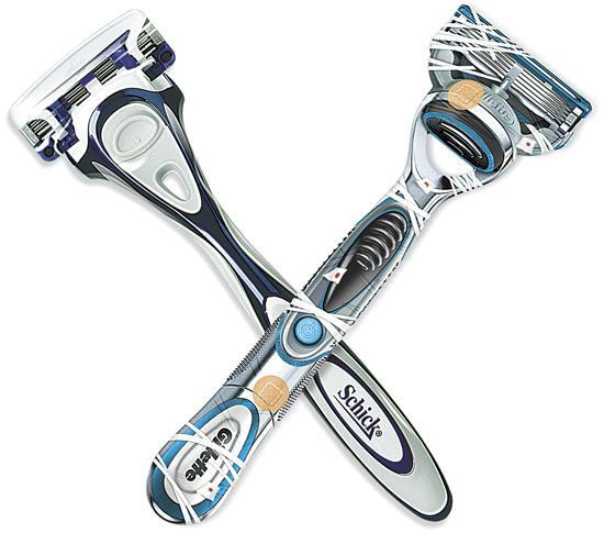 Energizer Holdings Inc., which introduced the Schick Hydro two years ago, plans to introduce an Edge razor in 2013.