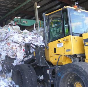 Phoenix-based Republic Services serves more than 200,000 households and more than 27,000 commercial and industrial accounts in the St. Louis metro area with 313 trucks, 16 waste facilities and two recycling centers.