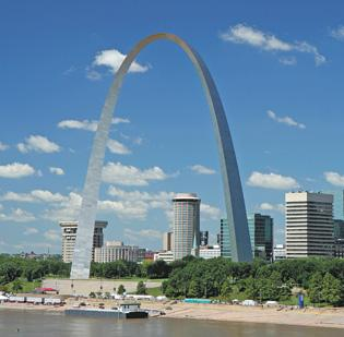 St. Louis was named a top 'sleeper' city by Fox News.