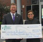 Scott Credit Union pledges $100,000 for new St. Joseph's Hospital
