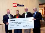 U.S. Bank donates $250,000 to Central Library project