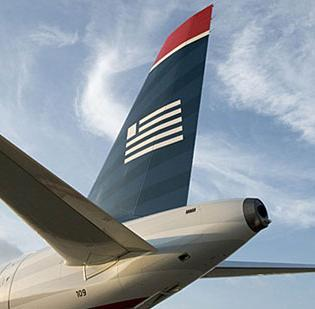 Tempe, Ariz.-based US Airways operates its largest hub in Charlotte, where it is by far the dominant airline.