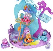 "Cepia LLC's Copacabana Playset holds the Xia-Xia toy hermit crabs, which were on the 2011 Toys R Us ""Holiday Hot Toy List."""