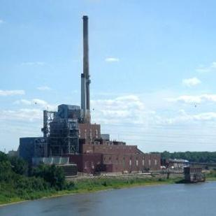 The Meredosia Energy Center is one of two coal and oil plants in Illinois that Ameren closed last year because of new costly pollution regulations.