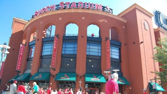 Security upgrades will be coming to Busch Stadium in 2015.