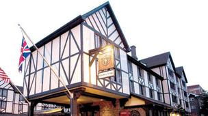 The Cheshire Inn is expected to reopen this summer after renovations are complete.