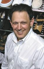 Bakers Footwear Group Chairman and Chief Executive Peter Edison