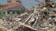 A tornado tore through Joplin, Mo., on May 22, 2011, killing 161.