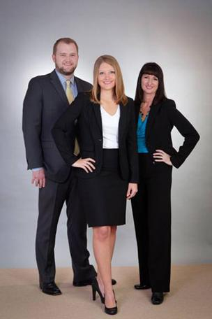 Scott Mueller, Kristin Steinkamp and Rebecca Spurgin join Galloway, Johnson, Tompkins, Burr & Smith (GJTBS).