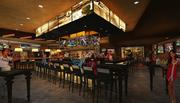 A rendering of the inside of Stadium Sports Bar and Grill at Lumiere Place.