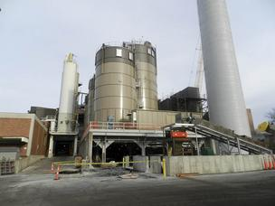 McCarthy Building Companies Inc. is building a new $75 million biomass-fired boiler on the University of Missouri campus.