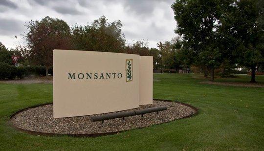 Monsanto has an office in Japan.