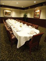 Morton's, The Steakhouse, Award of Excellence, Wine Spectator magazine