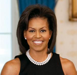 First Lady Michelle Obama gave a commencement speech Sunday in front of Oregon State University's largest-ever graduating class.