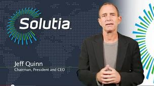 Jeffry Quinn, chairman and CEO of Solutia Inc.