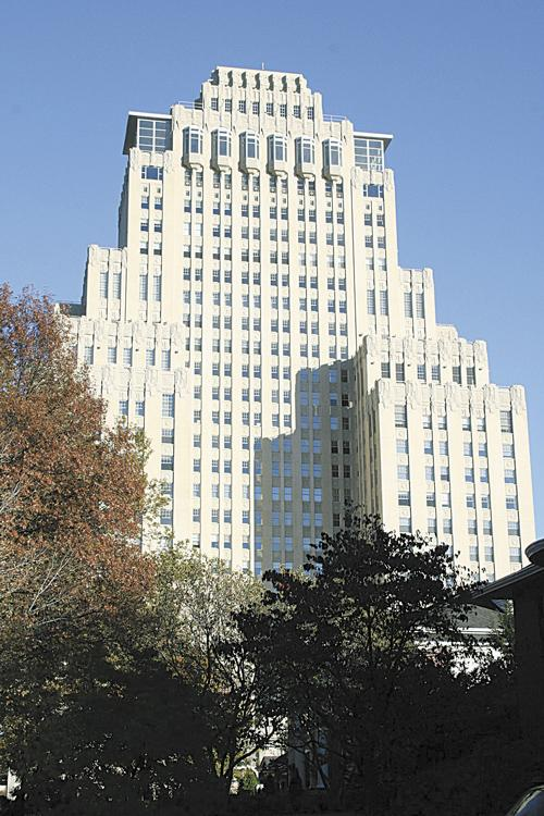 Revenue is up at the hotel portion of the Chase Park Plaza.