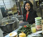 Sine Berhanu looks for the right way to spice up her food business