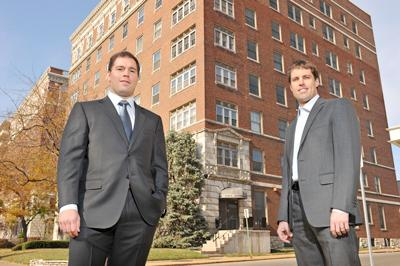 Sam Koplar and Ted Gast of The York House St Louis
