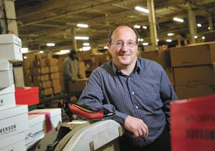 Jack Mosinger said Mark Lemp would like to talk directly to its customers to help boost sales.
