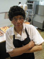 Alberta Clark, Employee Cafeteria Attendant, Sheraton Westport Plaza Tower