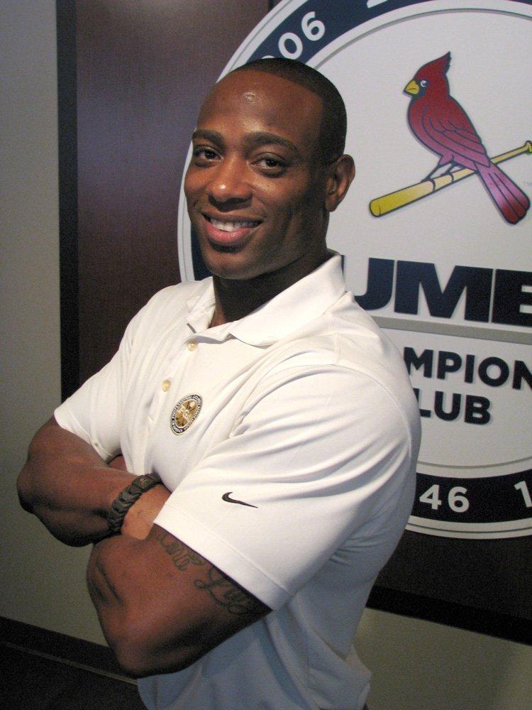 Donta Wade, Supervisor, UMB Champion Club at Busch Stadium