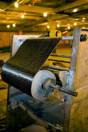Aegion's carbon fiber wrap is one of its top exports and helped the company have more than $3 million worth of exports in 2012.