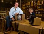Packaging firm wraps Olson, Suter, Knight as investors