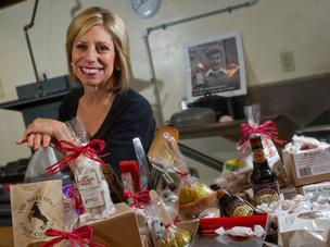 The Caramel House, a maker of caramel candies in what owner Janet Ansehl Shulman calls St. Louis flavors, is working on a new flavor for Laumeier Sculpture Park.