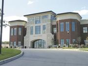 Lindenwood University's new nursing program at the former Barat Academy opens its doors to students fall of 2013.