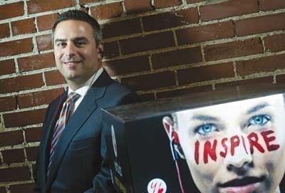 Seth Burgett is changing Yurbuds' marketing to reach beyond athletes.