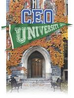 CEO University: Using that diploma