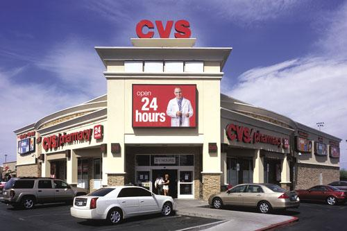 CVS Caremark Corp. is targeting the District's wealthier neighborhoods for its next expansion of in-store basic medical clinics as competition intensifies for the city's discretionary health care dollars.