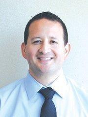 Cesar Paredes, marketing manager at Barnes-Jewish Hospital
