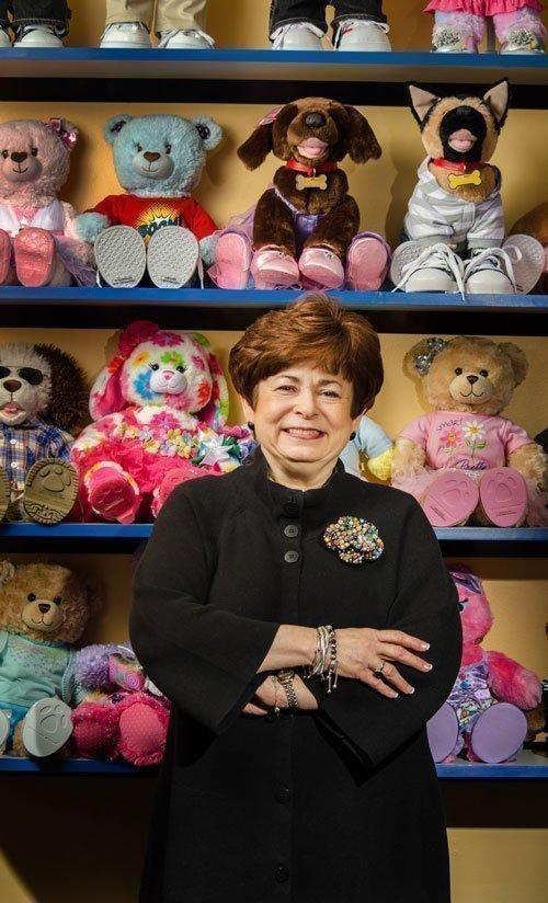 Maxine Clark -Chief Executive Bear