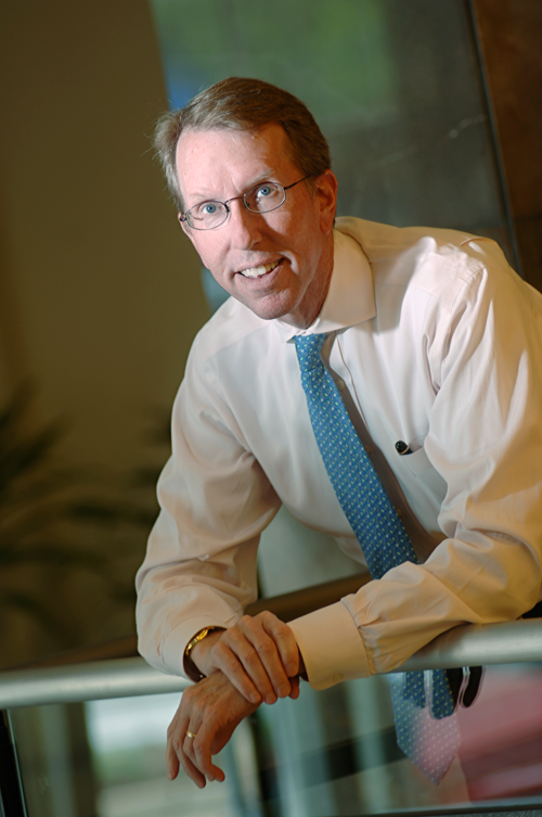 Tom Collins, president and CEO of Northern Trust in Missouri