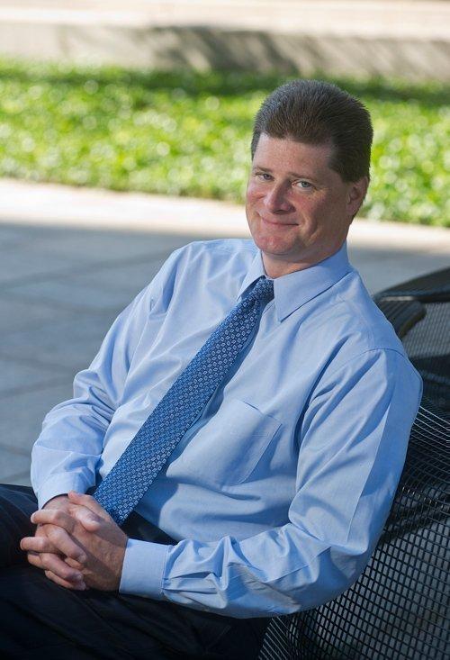Michael Crews - Peabody Energy:  CFO Awards, Large Corporation Winner