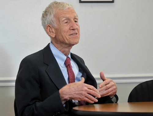 Dr. Bill Danforth