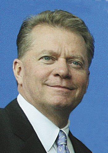 Dave Checketts - Chairman, St. Louis Blues