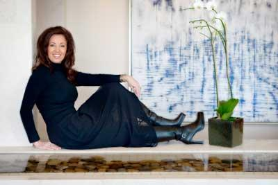 The Four Seasons Hotel St. Louis Spa director Dot Fleshman said she expects business from bridal guests and business travelers.