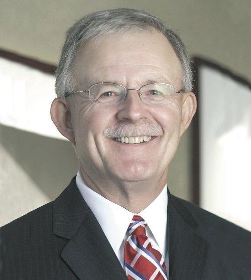 Gary Douglass, CEO of Pulaski Bank, and president and CEO of Pulaski Financial Corp.